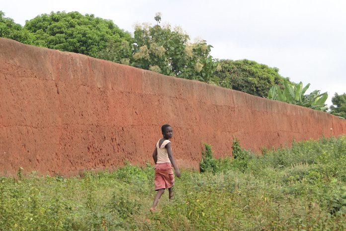 Walls of Benin