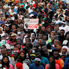 social movements in africa