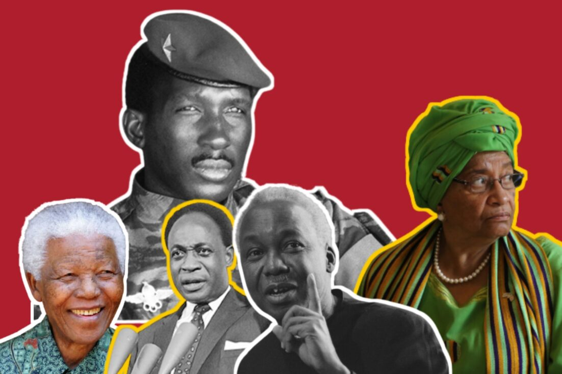 African Leaders influence Vocal Africa Lists